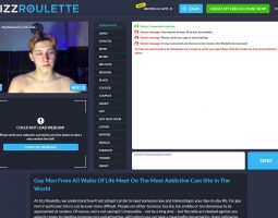 JizzRoulette Connect With a Sexy Live Cam Model and Jizz