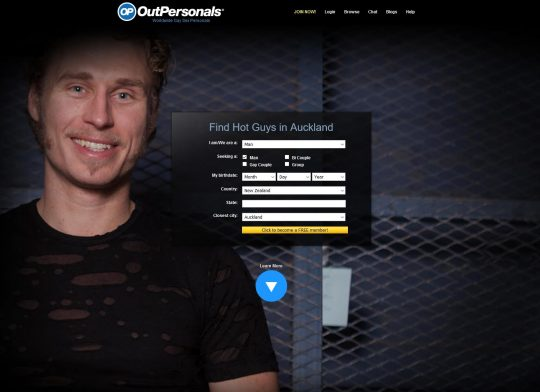 Outpersonals Is A Great Dating Site For Gay Men