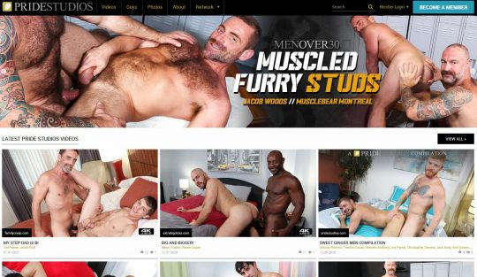 Pride Studios Witness All The Best Types Of Gay Porn