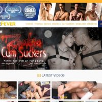 Peter Fever the Famous Asian Porn Site with Gay Black, Asian and Latin Hunks