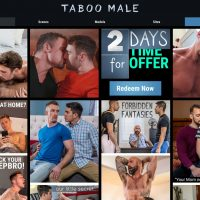 TabooMale The Gay Male Porn Site Where Taboos Are Broken