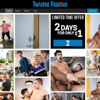 Twisted Families The 4K Ultra HD Gay Incest Porn Site