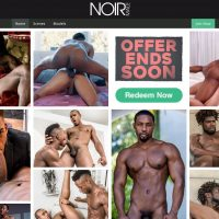 Noir Male the New Gay Interracial Black Porn Site With 4K Porn Videos