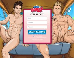 Men Bang Play This Gay Porn Game Based Around 15 Top Real World Pornstars
