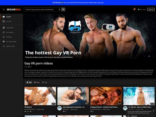 GayVirt Gay VR Porn Site Watch 65+ Gay VR Porn Videos in 4K